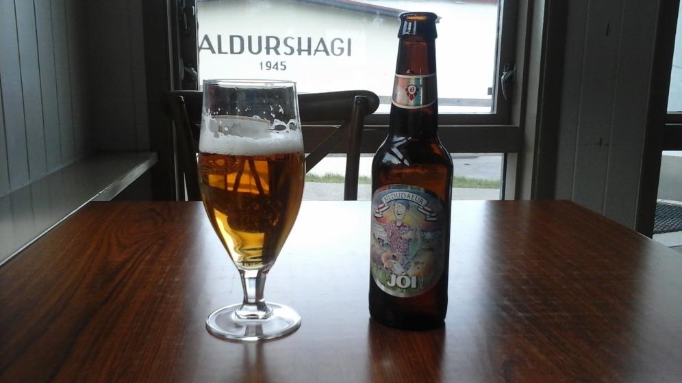 Birra locale a Bildudalur