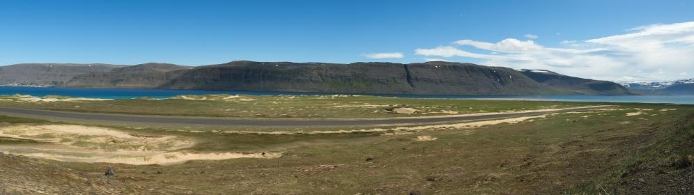 L'aeroporto di Patreksfjörður