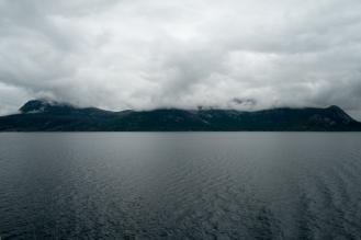 Traghetto lungo la E6 tra Narvik e Bodø