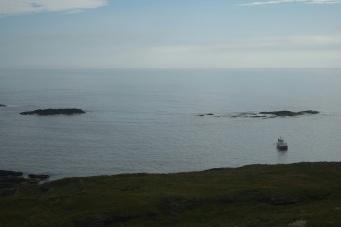 Al faro di Skomvær
