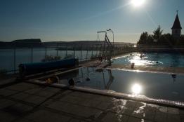 La piscina di Patreksfjörður