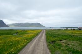 La costa di Strandir
