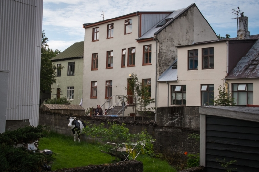 Arredi da cortile a Reykjavík