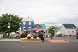 Estate a Reykjavík