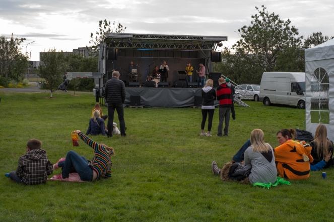 Concerto a Reykjavík